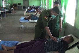 Tatmadaw provides treatments to over 190,000 outpatients