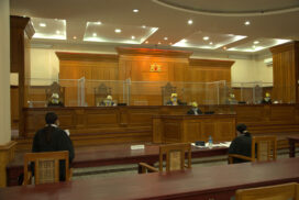 Five special appeal cases for crime heard