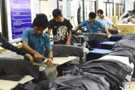 CMP garment exports top $1.4 bln in five months