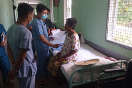 Tatmadaw provides treatments to over 210,000 outpatients