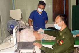 Tatmadaw provides treatments to over 233,000 outpatients