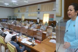 National committee on prevention and response to sexual violence in conflict holds meeting (2/2021)