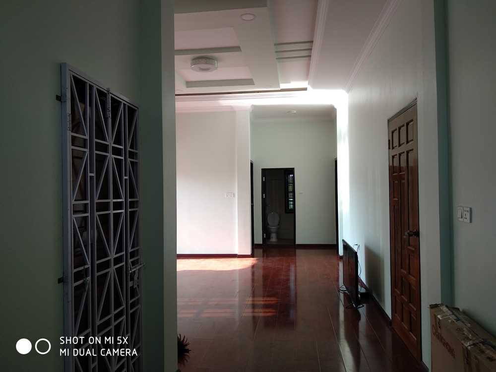 One Storey RC Building with 3 bed room (1358 sqft)