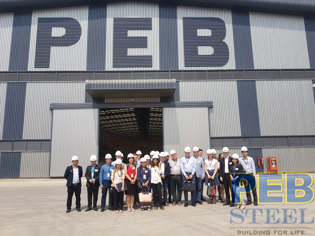 PEB Steel | The renown steel company in Myanmar