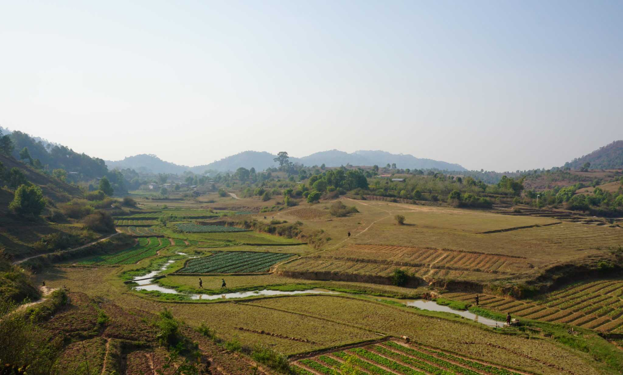 Day 2 Kyaing Tong & Surrounding Villages               (B/L/D)